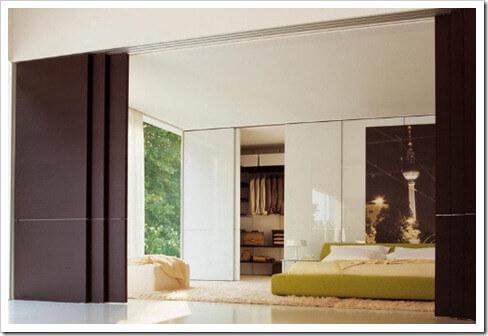 Плъзгащи врати – нов стил във вашия дом
