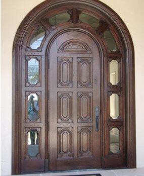 Входни врати, осигуряващи по-голяма сигурност