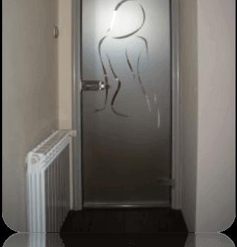 Вратата към моята баня