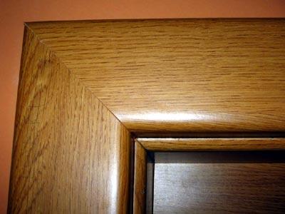 Модели фурнир, предназначен за интериорни врати