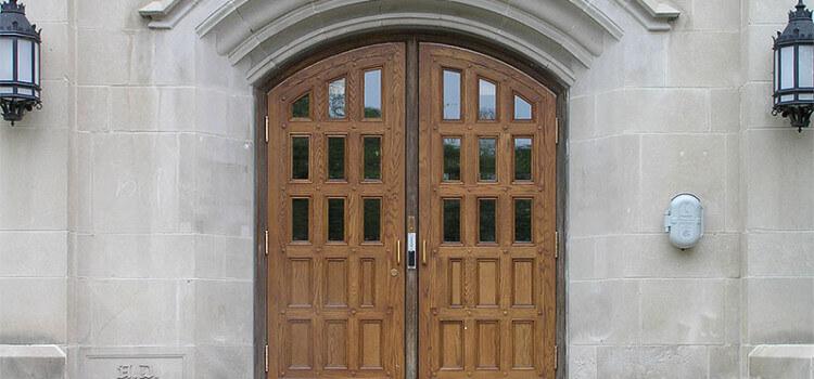 История на входната врата
