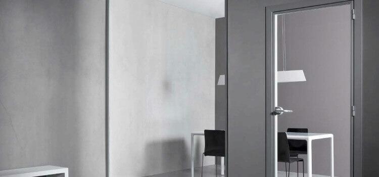 Какви видове стъклени врати съществуват?
