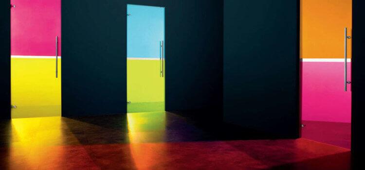 Стъклените врати все повече навлизат в домовете ни