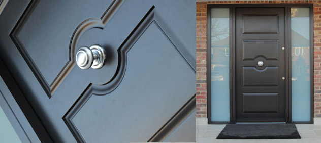 Обков за метални врати