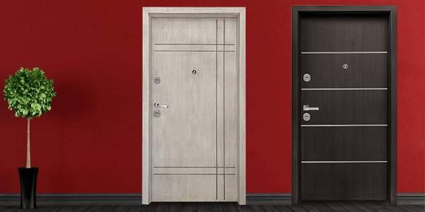 Входни врати – видове изолации