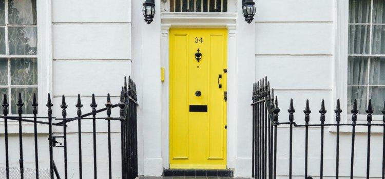 Историята на чукчето на входната врата