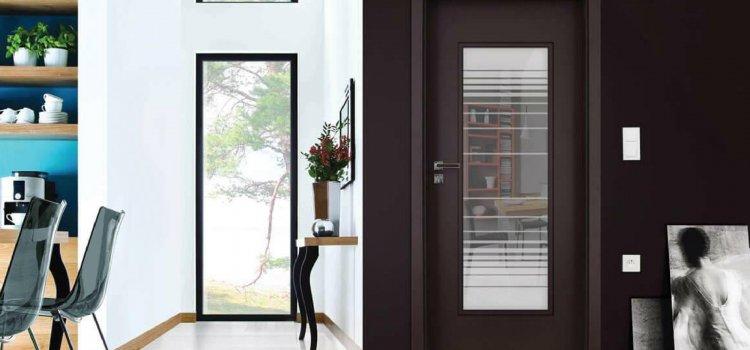 Как да подберем цветовете на интериорни врати Граде за дома ни?