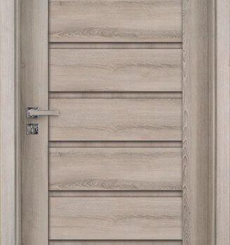 Избор на цвят на вратите за интериора